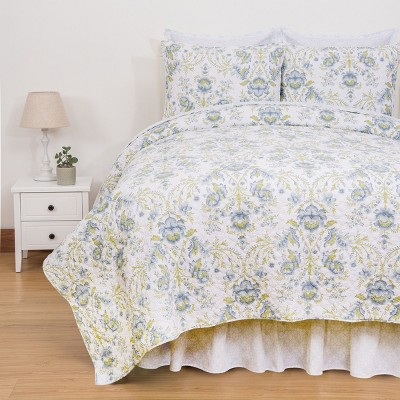 C&F Home Opal Sky Quilt Mini Set