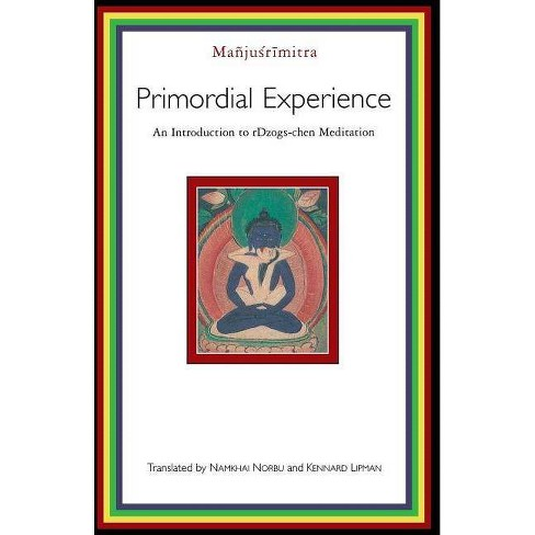 Primordial Experience - (Introduction to Rdzogs-Chen Meditation) by  Manjusrimitra (Paperback) - image 1 of 1