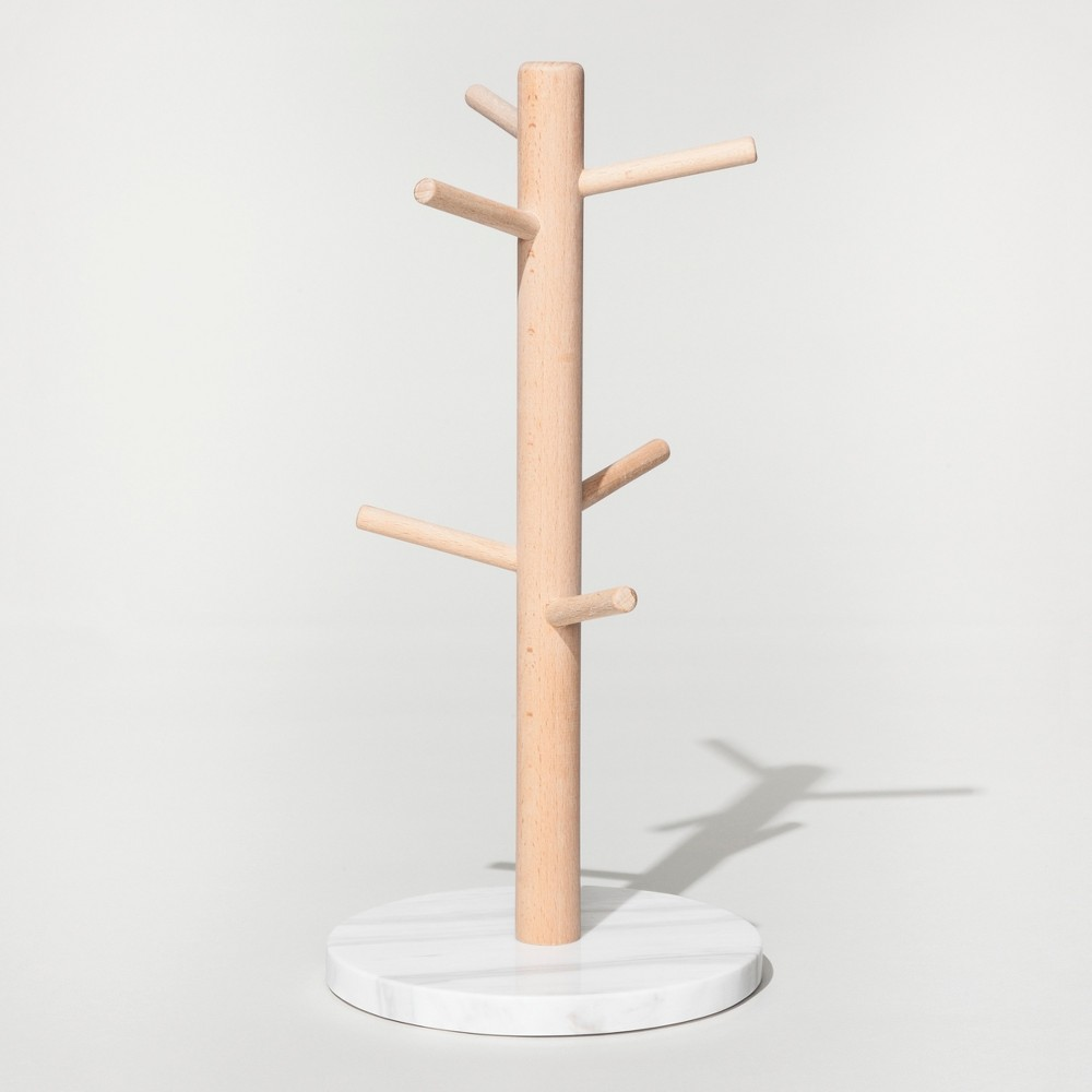 Marble Mug Rack White - Threshold