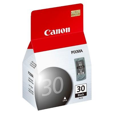 Canon PG-30 Single Ink Cartridge - Black (1899B006)