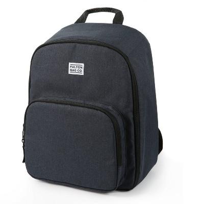 Fulton Bag Co. Diaper Bag - Navy