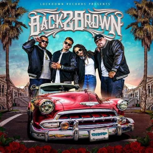 Back2Brown - Back 2 Brown (CD) - image 1 of 1