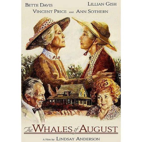 The Whales Of August (DVD) - image 1 of 1