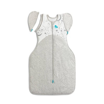 Love To Dream Swaddle UP Transition Bag Warm 2.5 TOG - White - M
