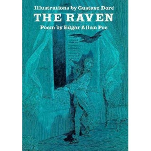 The Raven - (Dover Fine Art, History of Art) by  Gustave Dore & Edgar Allan Poe (Paperback) - image 1 of 1