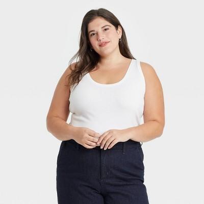 Women's Plus Size Tank Top - Ava & Viv™