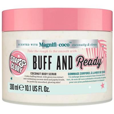 Soap & Glory Magnificoco Buff and Ready Body Scrub - 10.1 fl oz