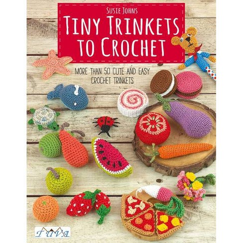 The Big Book of Little Amigurumi: 72 Seriously Cute Patterns to ... | 488x488