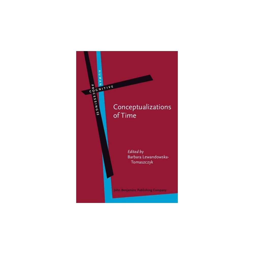 Conceptualizations of Time (Hardcover)
