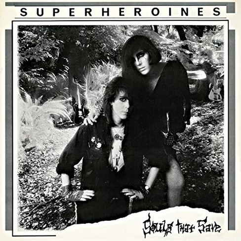Super Heroines - Souls That Save (Vinyl) - image 1 of 1