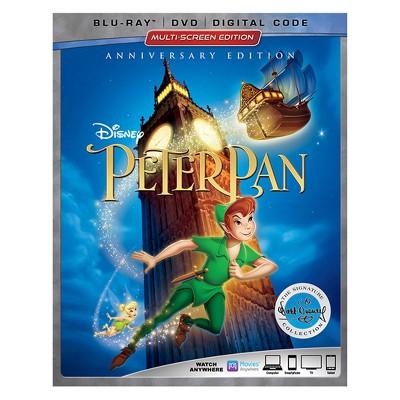 Peter Pan Signature Collection (Blu-ray + DVD + Digital)