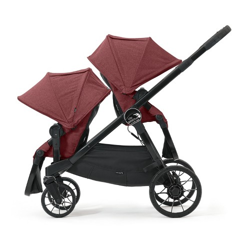 Baby Jogger City Select Lux Second Seat Port Red