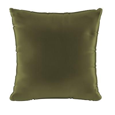 Velvet Throw Pillow - Skyline Furniture