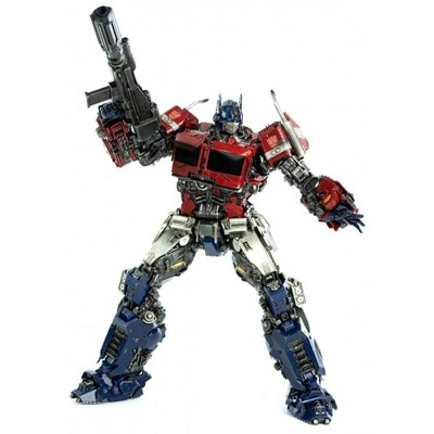 DLX Optimus Prime Collectible Figure | Transformers Bumblebee Movie Dlx Scale Action figures
