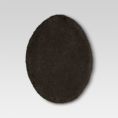 Performance Solid Toilet Lid Cover Squirrel Nut Brown - Threshold™