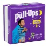 Huggies Pull-Ups Boys' NightTime Training Pants Jumbo Pack (Select Size) - image 3 of 4