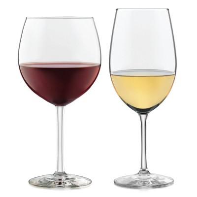 Libbey Vineyard Reserve 12pc Wine Glass Set