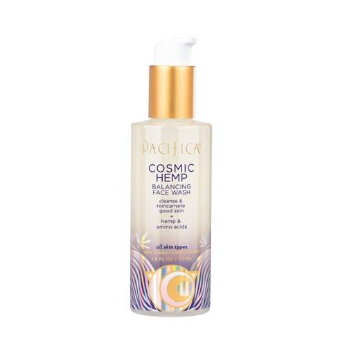 Pacifica Cosmic Hemp Balancing Face Wash 5 6 fl oz