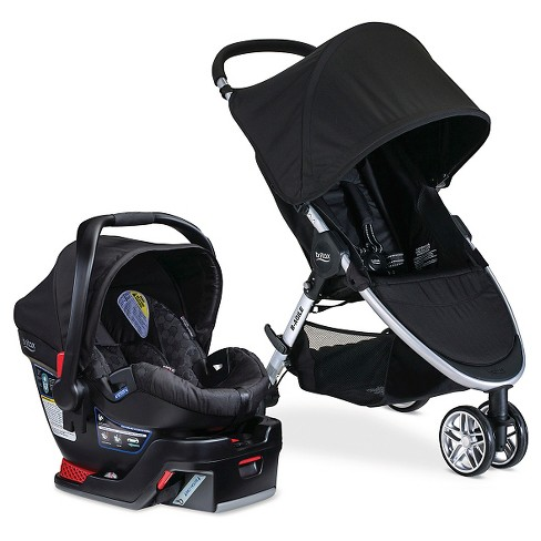 Britax® B-Agile 3/B-Safe 35 Travel System - image 1 of 8