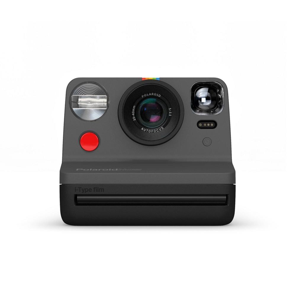 Polaroid Originals Now I-Type Instant Camera - Black (9028)