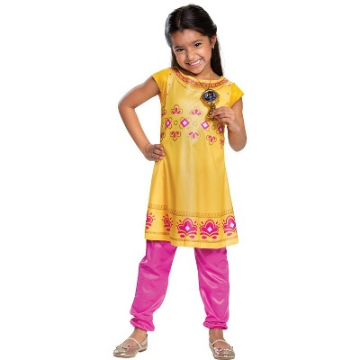 Kids' Mira, Royal Detective Classic Halloween Costume (4-6X))