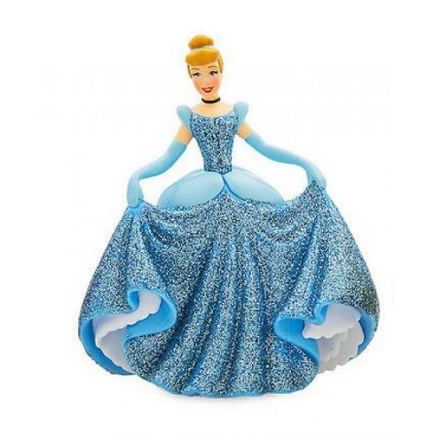Disney Cinderella in Ballgown PVC Figure [Glitter Loose] - image 1 of 1