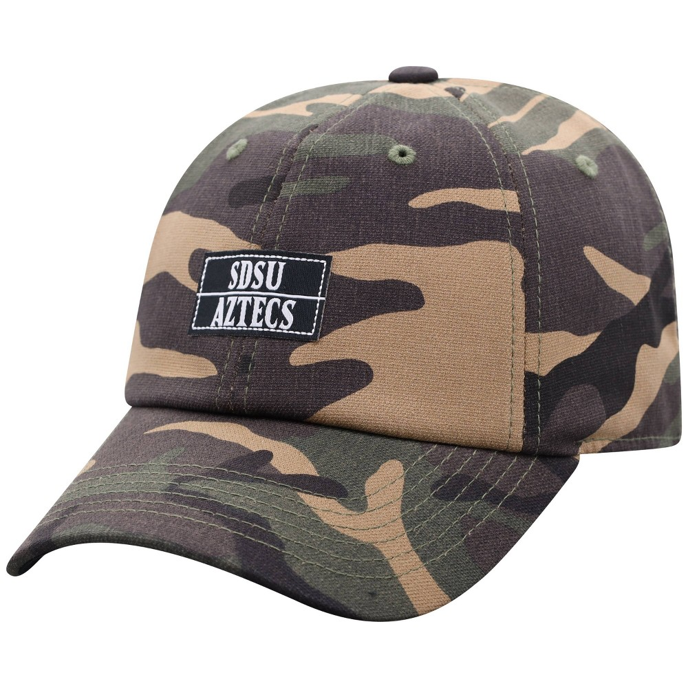 Ncaa San Diego State Aztecs Men 39 S Camo Washed Relaxed Fit Hat