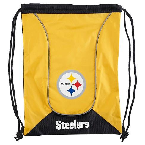 2121c0716de Pittsburgh Steelers Northwest Doubleheader Backsack   Target