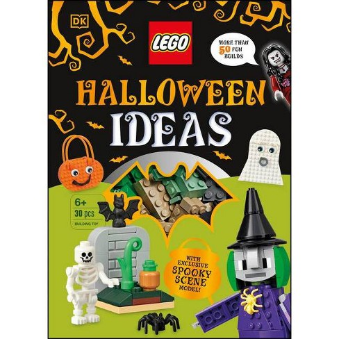 Lego Halloween Ideas - by  Selina Wood & Julia March & Alice Finch (Mixed Media Product) - image 1 of 1