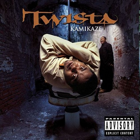 Twista - Kamikaze [Explicit Lyrics] (CD) - image 1 of 1