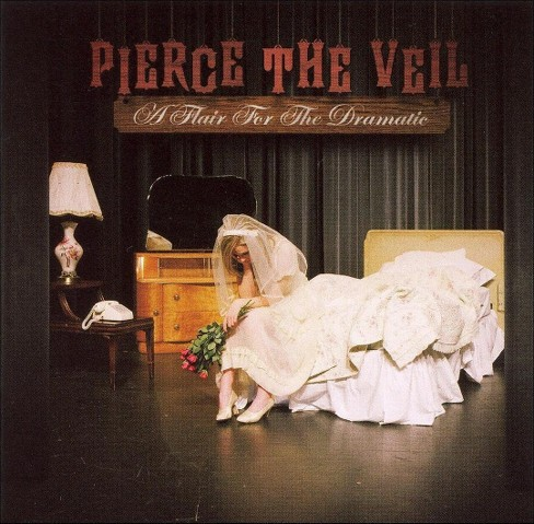 Pierce the veil - Flair for the dramatic (CD) - image 1 of 1