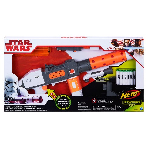 NERF Star Wars First Order Stormtrooper Deluxe Blaster Target