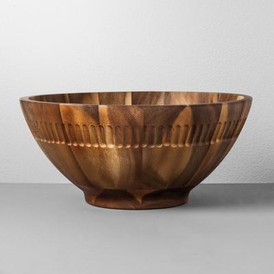 Acacia Wood Serving Bowl - Hearth & Hand™ with Magnolia