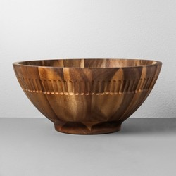 Acacia Wood Serving Bowl - Hearth & Hand™ with Magnolia