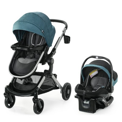 Graco Modes Nest Travel System - Bayfield