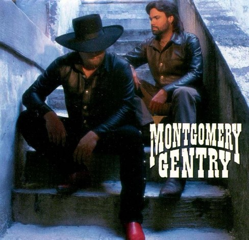 Montgomery gentry - Tattoos & scars (CD) - image 1 of 1