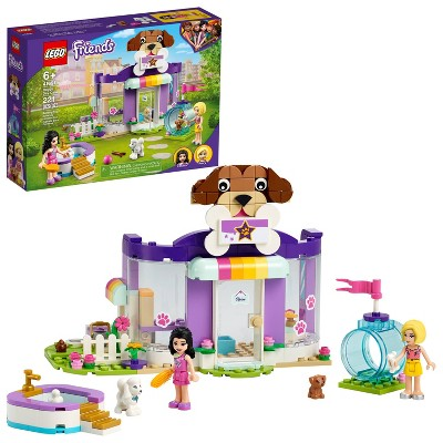 LEGO Friends Doggy Day Care Building Kit 41691