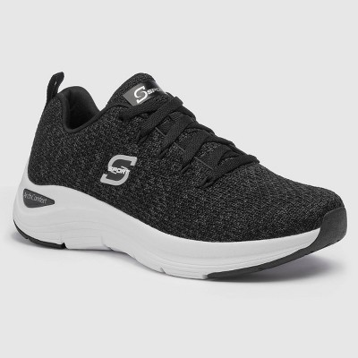 Women's S Sport by Skechers Kamaryn Arch Comfort Performance Sneakers - Black