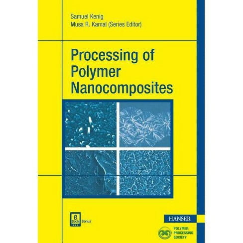 Processing of Polymer Nanocomposites - (Hardcover) - image 1 of 1