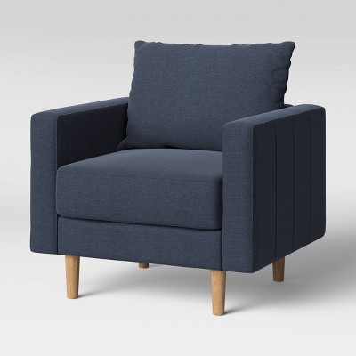 Jacobs Large Scale Mid-Century Modern Armchair - Project 62™