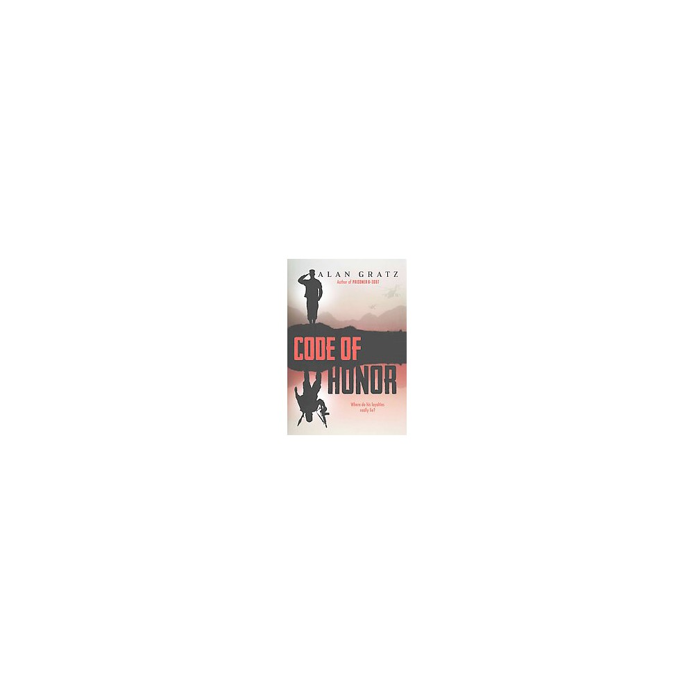 Code of Honor (Hardcover) (Alan Gratz)