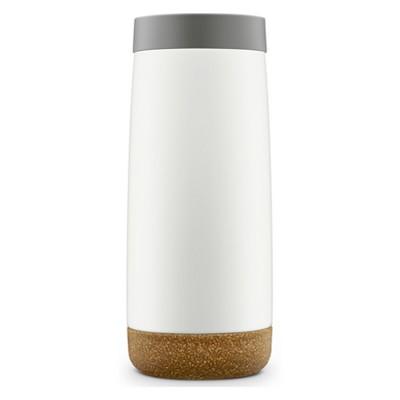 Ello Cole Stainless Steel Vacuum Insulated Coffee Travel Mug 16oz - Gray