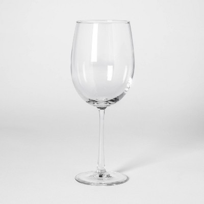 19oz Glass Large Stemmed Wine Glass - Made By Design™