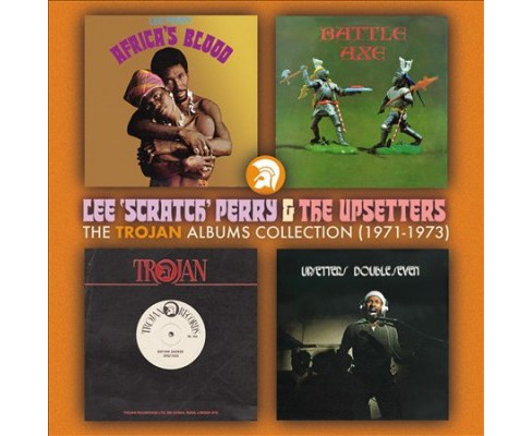 Various - Lee Perry & The Upsetters:Trojan Albu (CD) - image 1 of 1