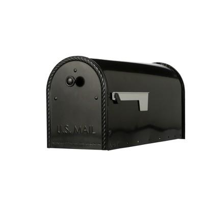 Edwards Post Mount Mailbox - Gibraltar