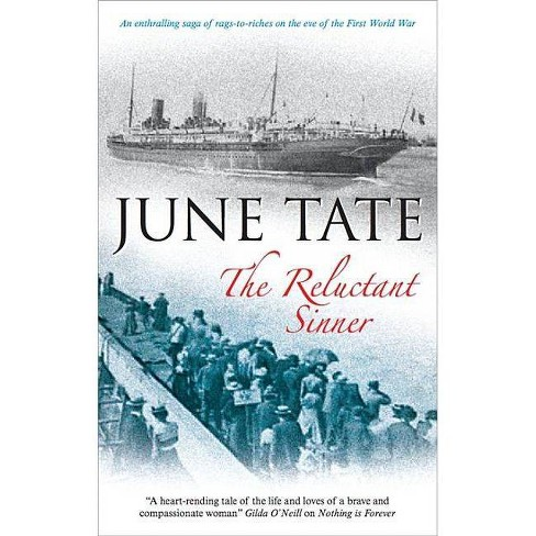 The Reluctant Sinner - by  June Tate (Hardcover) - image 1 of 1