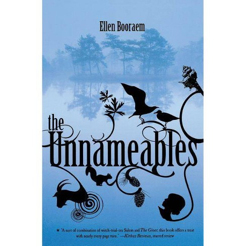 The Unnameables - by  Ellen Booraem (Paperback) - image 1 of 1