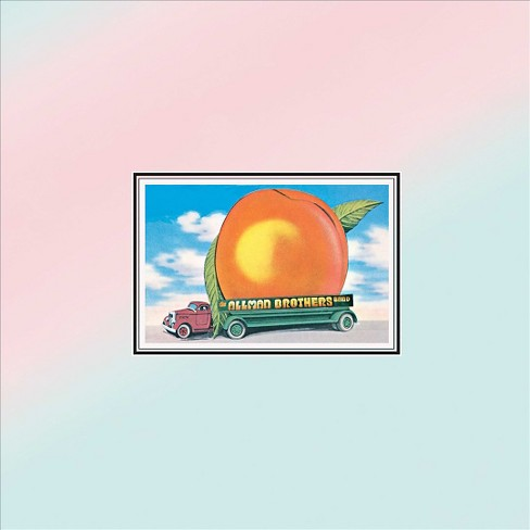 Allman Brothers Band - Eat a Peach (Vinyl) - image 1 of 1