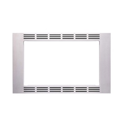 Panasonic NN-TK621SS 27 Inch 1.2 Cubic Foot Microwave Oven Trim Kit for NN-SN661S and NN-SD681S Models (Certified Refurbished)
