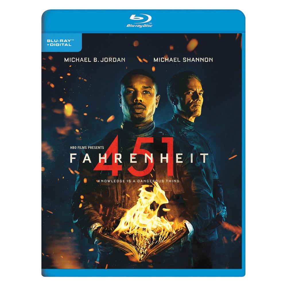 Fahrenheit 451 (Blu-Ray + Digital)